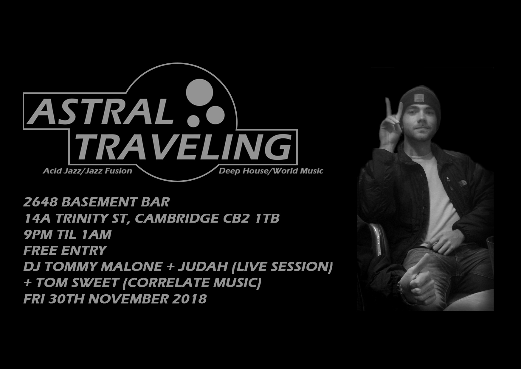 Astral Travelling - 2648